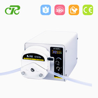 China Electric And Micro And High Precision Dosing Peristaltic Pump With Factory Price For Milk Dispenser Machine
