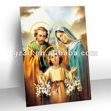 New 3d lenticular picture of jesus/jesus 3d picture Holy Bible