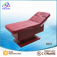 2016 new model wooden spa salon oil sex bed thai massage for beauty massage 8823