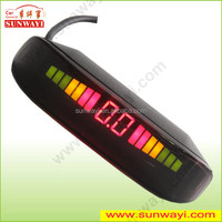 LED digital buzzer reverse warning alarm parking system