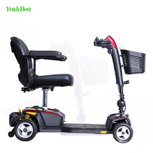 Fully Enclosed Mobility Scooter 4 Wheel Electric Handicapped Scooters with CE in Dubai For Old Man