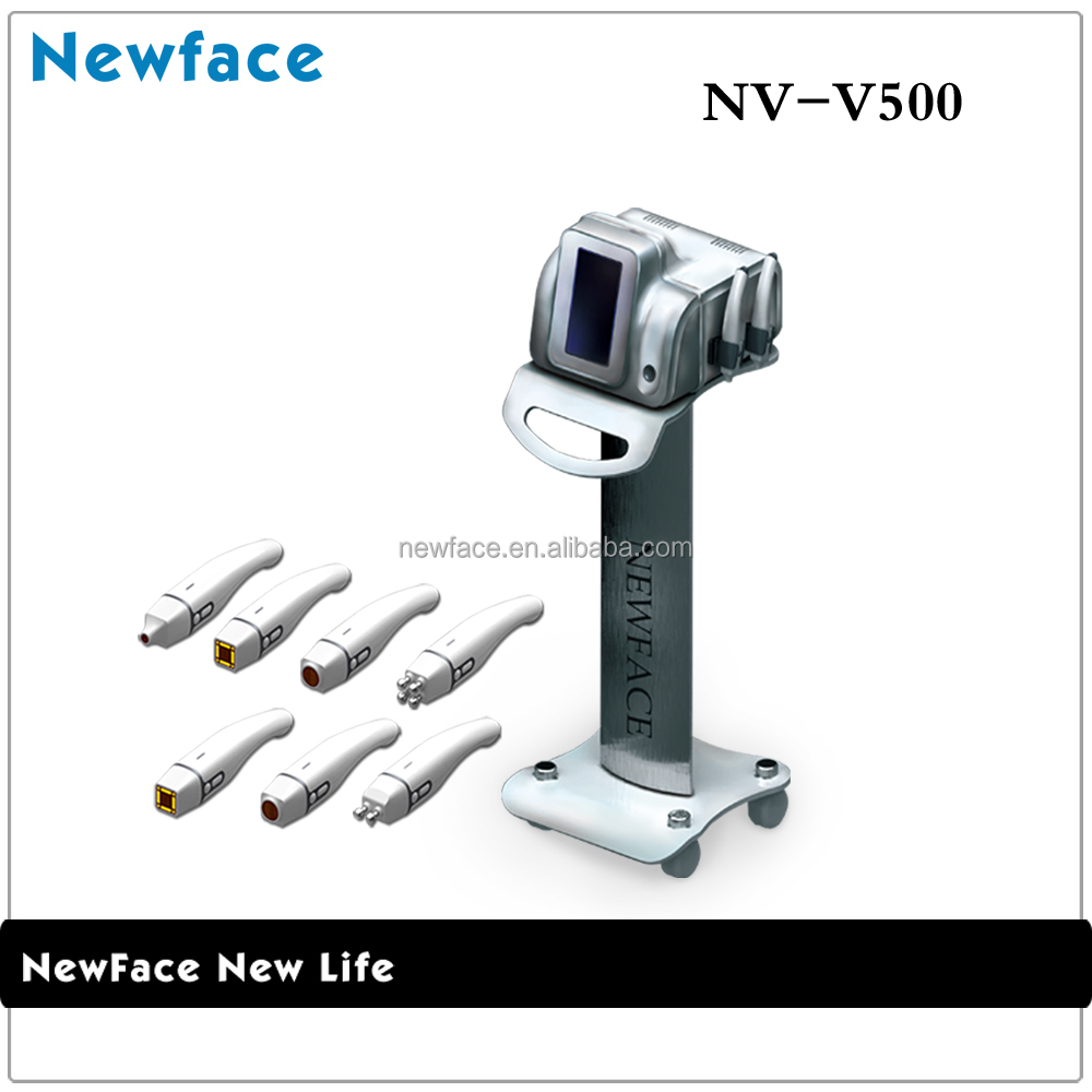 Professional Fractional RF Microneedle Machine Radio Frequency Freckles Removal Protable Micro Needle Fractional RF System