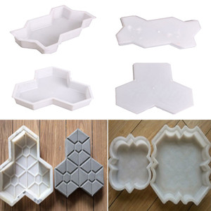 China High Demand Plastic Pavement Mold Products