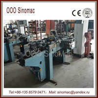 Motorcycle chain making equipment Manufacturers/Automatic motorcycle 80 chain bending machinery production line