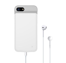 Compatible For Iphone Original Earbuds Smart Battery Case Battery Pack Charger Case For Iphone 7
