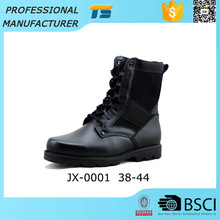Army Military Rubber Sole Boots Leather Shoes Combat Boots