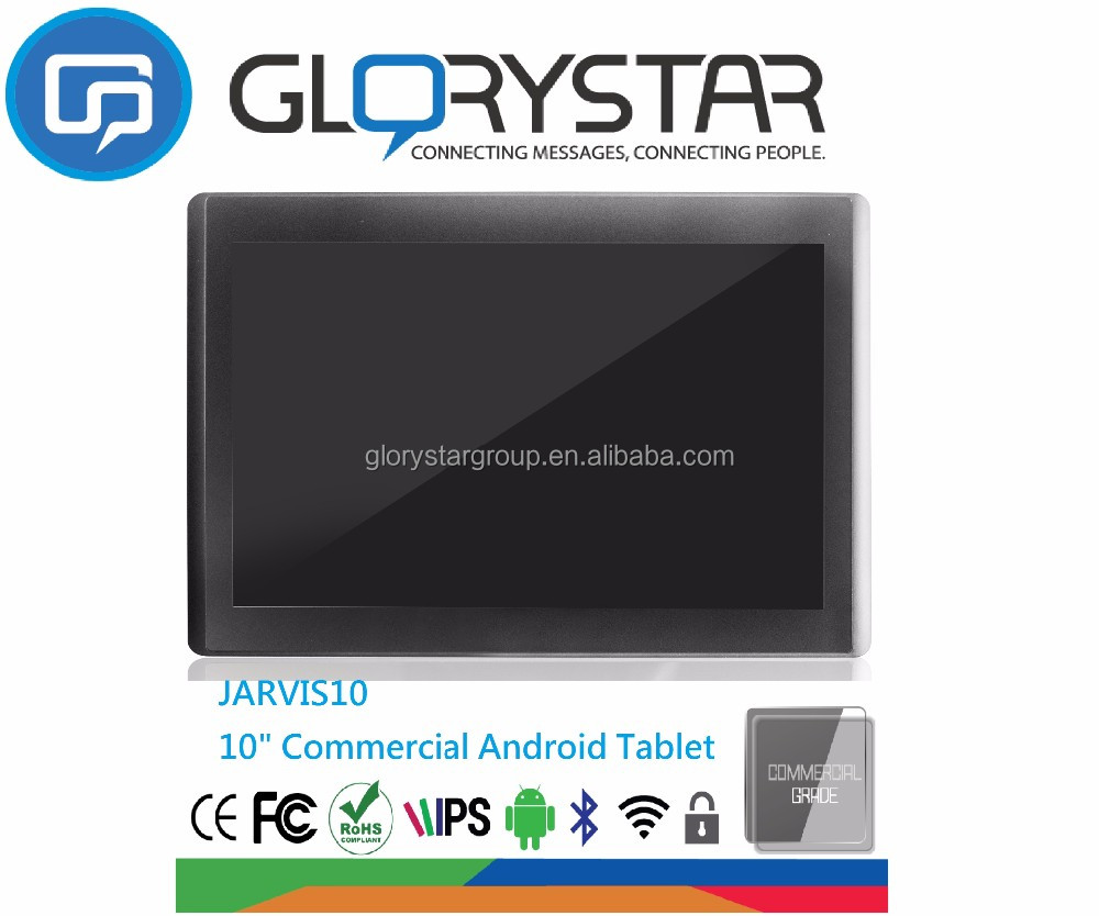 Newest cheap best dual core 10 inch android Commercial tablet