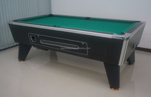 7ft/8ft Coin Operatd Slate Pool Table TP-28400