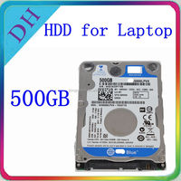 2.5 laptop hard disk/ internal 500g hdd sata 5400rpm/ latest hard disk