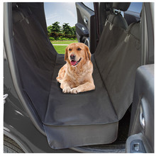 Waterproof Oxford Hammock Pet Dog Car Seat Cover with Side Flaps