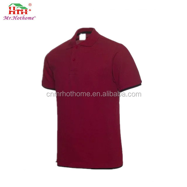 Cheap new design dry fit uniform polo shirts