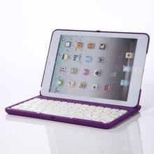ABS ipad mini Bluetooth Keyboard with cover case for IPAD MINI