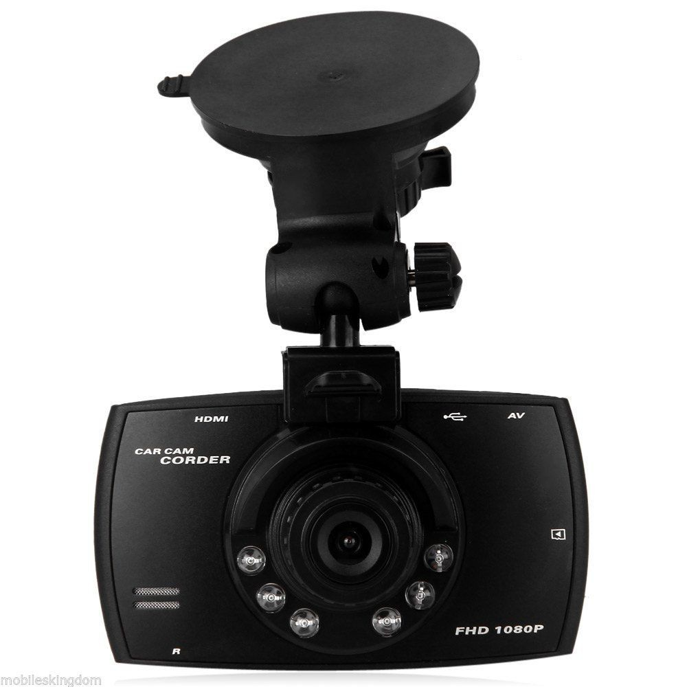 170 wide angel car dvr glass lens fish eye lens 1080P camera on car