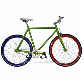 Colorful 700c single speed cheap fixed gear bike fixie bike for sale