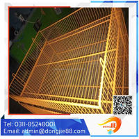 pe/pvc coated refrigerator shelf for weld