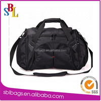 Gym Sports travel Bag with shoe compartment From alibaba china supplier