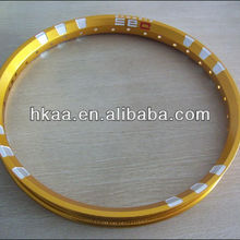 Motorcycle Aluminum Alloy Wheel Rim, Colored Steel Motorcycle Rim, Motorcycle Rim