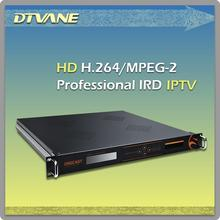 (DMB-9020A) H.264 DVB-T Integrated Receiver and Decoder with DVB-T Tuner ASI IP input to HDMI SDI IP TS output, BISS decryption