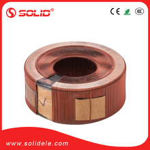 Autotransformer Coil Number and Toroidal Coil Structure