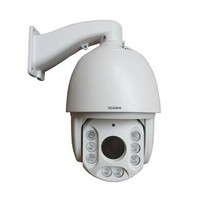 200M IR Distance High Speed Pan Tilt 20X zoom Lens 2.0 Megapixel IP Outdoor PTZ Camera