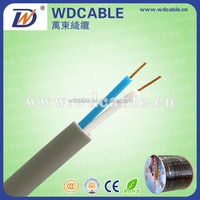RVV Cable 2 Core 2x0.75mm2 Power Wire
