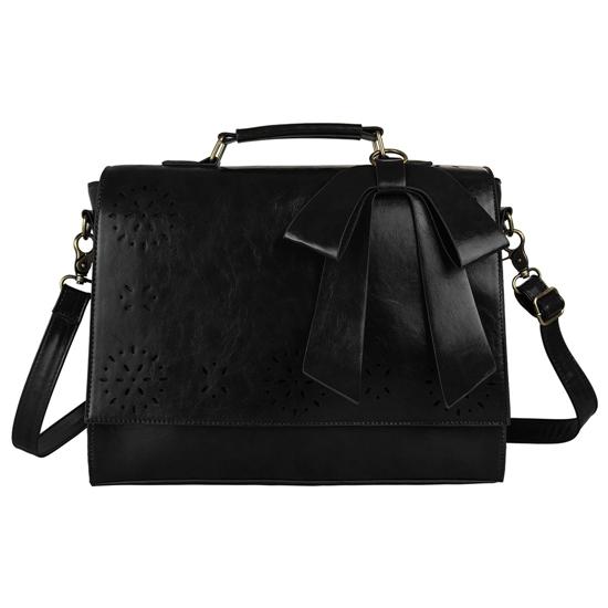 60c4072e808 Get Quotations · New 2015 Fashion Women Vintage Messenger Basg Women PU  Leather Handbags Ladies Casual Shoulder Bag Briefcase