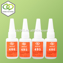 Professional manufacturer loctit 401 instant adhesive / glue made in China