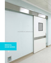 Hospital clan room used Hermetic ot steel door with good price