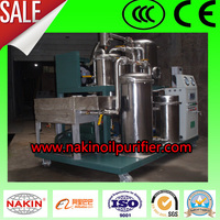 Used And Waste Cooking Oil Recycling/ Filtration Machine