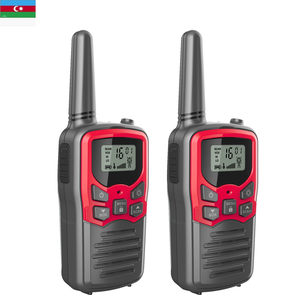 Interphone encrypted 8 channels no noise two way radio digital walkie talkie for <strong>communication</strong>