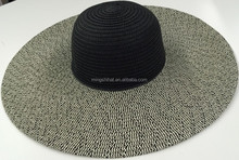 summer straw beach sombrero hat for lady