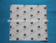 Sandwich packaging wax paper food hamburger wrapping paper