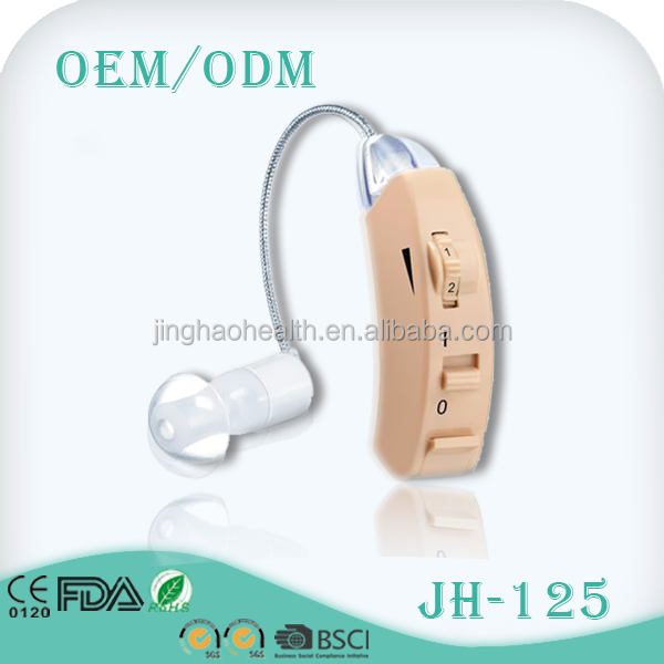 cheap price bte ear hearing sound amplifier audio service hearing aid