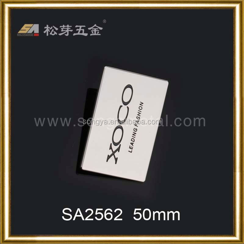 Fashionable High end metal logo for car