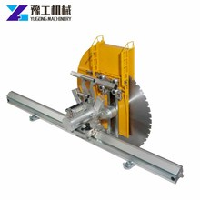 YG superior quality wall saw concrete pavement cutting machine for private households