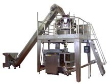 Vertical New Packaging Machine Model S3 + Multiweigher
