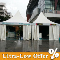 Canopy Tents India Fireproof PVC Event Tent for Sale