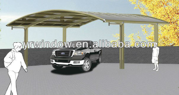 residential carports/ car snow shade