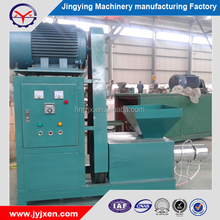 Biomass sugarcane sawdust charcoal rods briket machine to make wood briquette