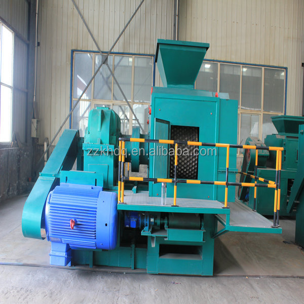 Coke Briquette Machine/ Mill Scale Briquette Machine/ Aluminum Powder Briquette Machine--- KeHua Manufacture