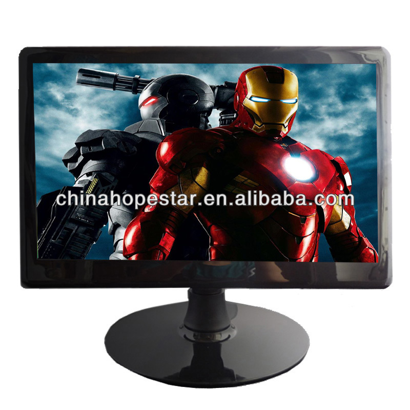 "1366*768 desktop computer 15.6"" mini led monitor"
