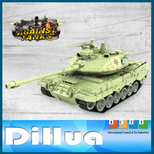 1:18 leopard II 18 Channel Military Armored Model RC Tank
