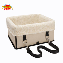 RoblionPet HOT HOT Dog pet Safety Car Seat basket / cover / bag for small pets dogs China suppliers high quality