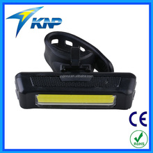 Waterproof COB LED Rechargeable USB Led Bike Light