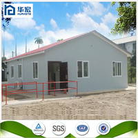 Prefabricated house manufacturer economic residential steel prefab rooms