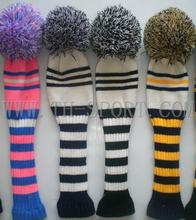 Contemporary lovely ladies golf head covers