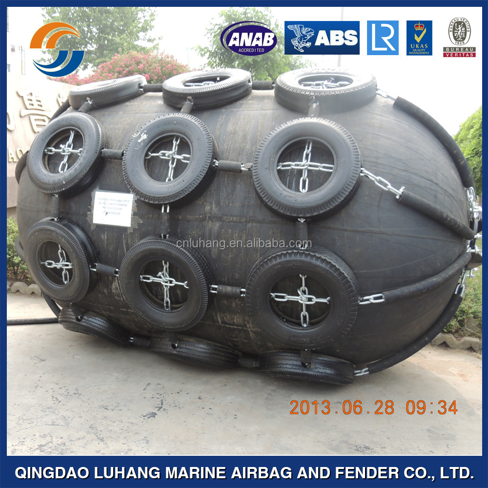Ship marine super cell rubber fender for boat