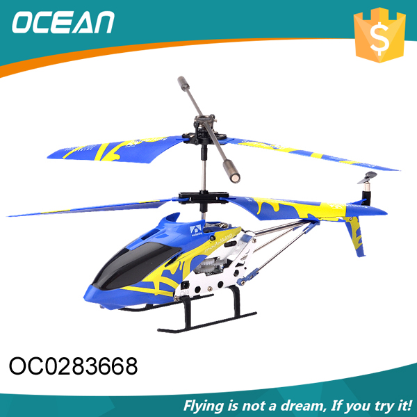 Hot sale 3.5g rc helicopter gyro toy airplanes for sale with light