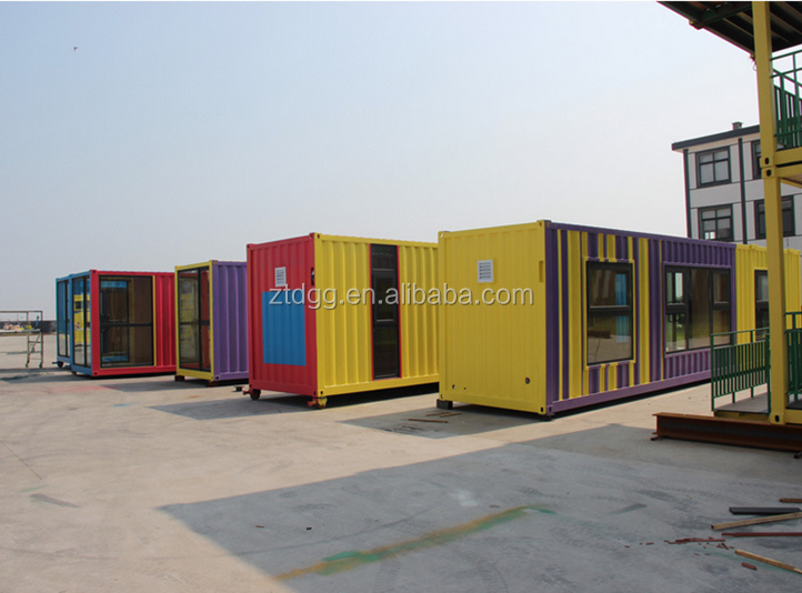 Low cost smart container homes container house prefab for Smart house container