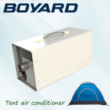 DC 24V Small dc air conditioner portable air conditioner for cars